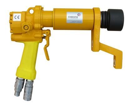W. Christie Launch new Pistol Grip Hydraulic Torque Tool