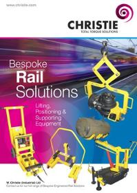 New Bespoke Rail Solutions Brochure