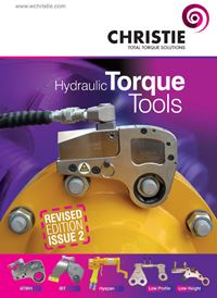 New Hydraulic Torque Tool Brochure now available