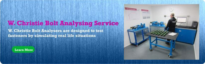W. Christie Bolt Analysing Service