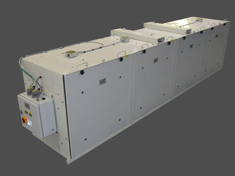 Internal Thermal Chamber (Heat Enclosure)