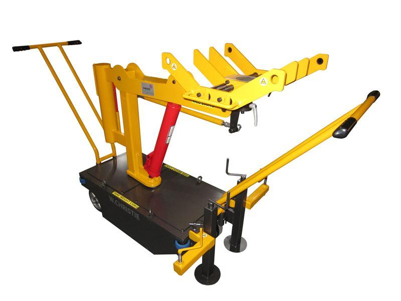 Multi-Positional Lift Trolley