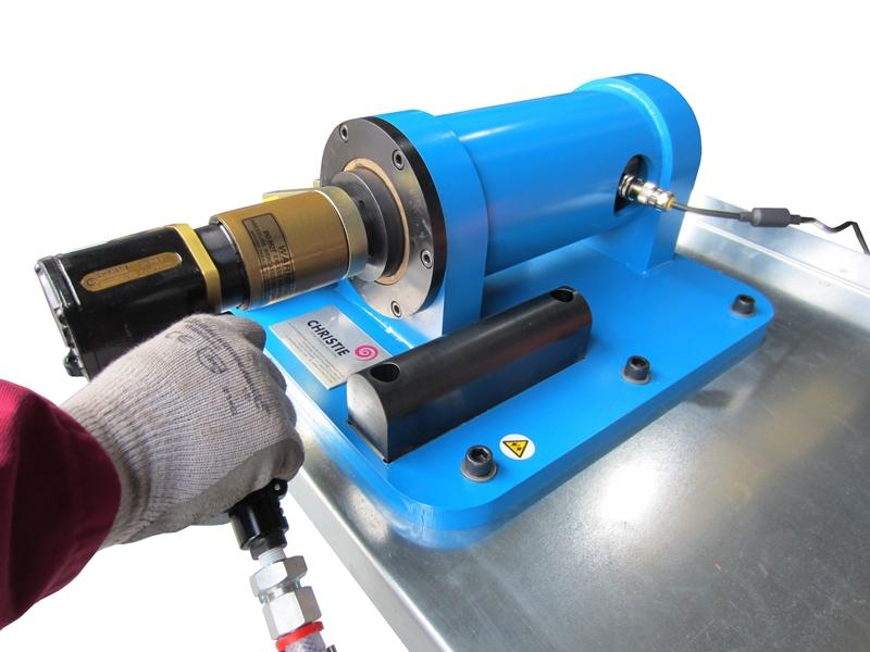 Torque Tool Calibration Table