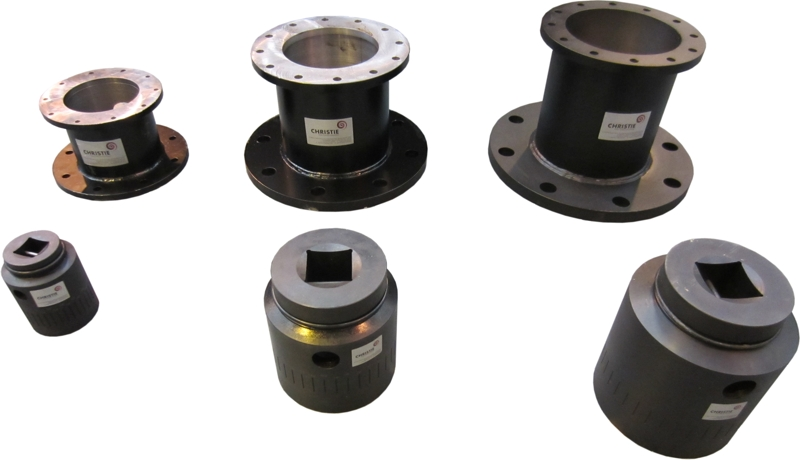 A range of Christie Valve Sockets & Reactions