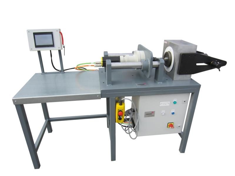 Electric Bolt Analysing System