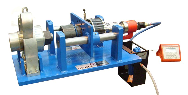 Pneumatic Bolt Analysing System