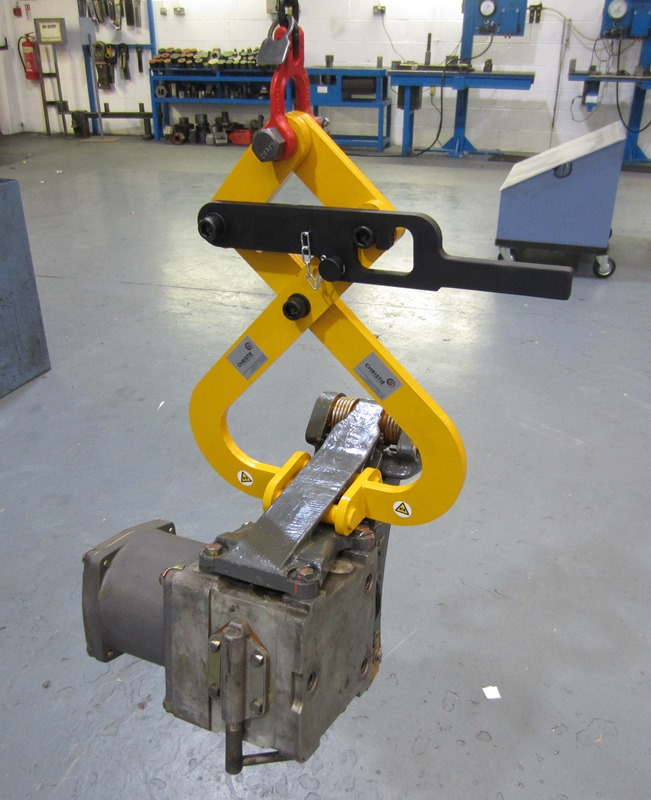 Brake Actuator Lifting Clamp