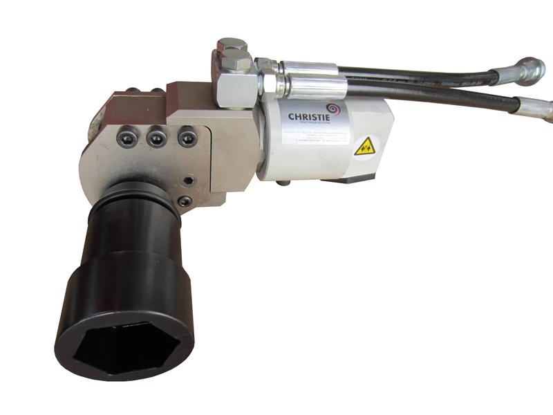 CR1.5 Hydraulic Torque Tool with 'Straight' reaction