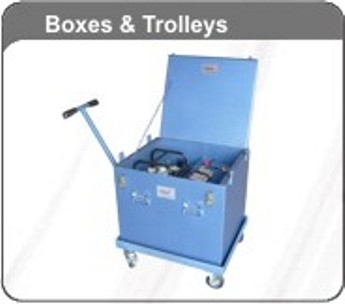 Boxes & Trolleys