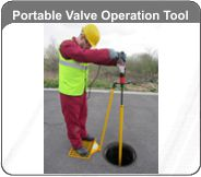 Portable Valve Operation Tool