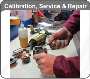 Calibration, Service & Repair